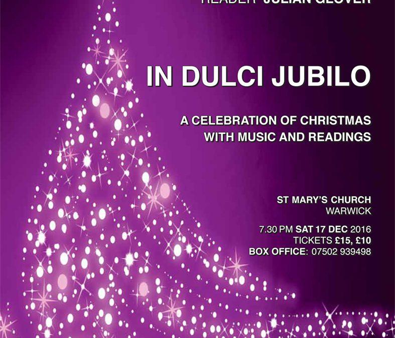 Christmas Concert – In Dulci Jubilo