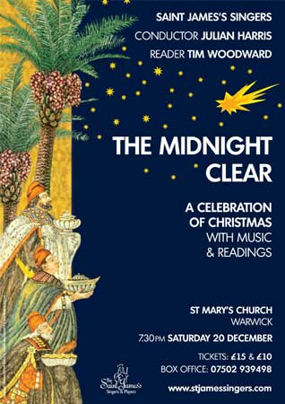 The Midnight Clear – December 20 2014